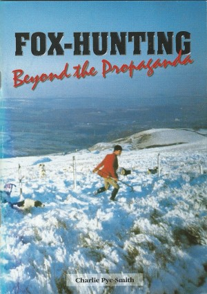 fox-hunting booklet