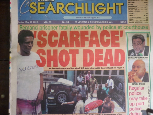 Scarface headline web
