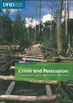 Crime and persuasion cover