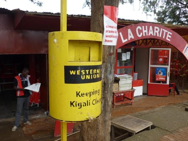 Keeping Kigali kite-free