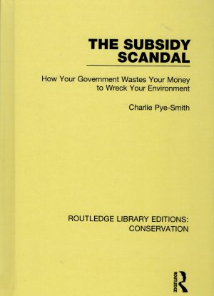 Subsidy Scandal cover